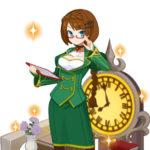 時空の女神 ヴェルダンディ:紹介